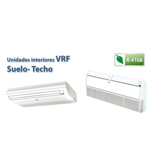 Unidades Interiores VRF: Suelo Techo: Aire Acondicionado y Estufas de Clima Confort Castilla