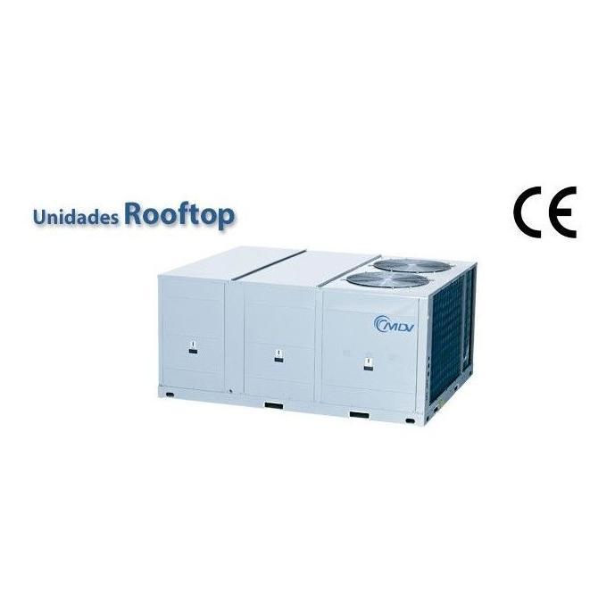Unidades Rooftop: Aire Acondicionado y Estufas de Clima Confort Castilla