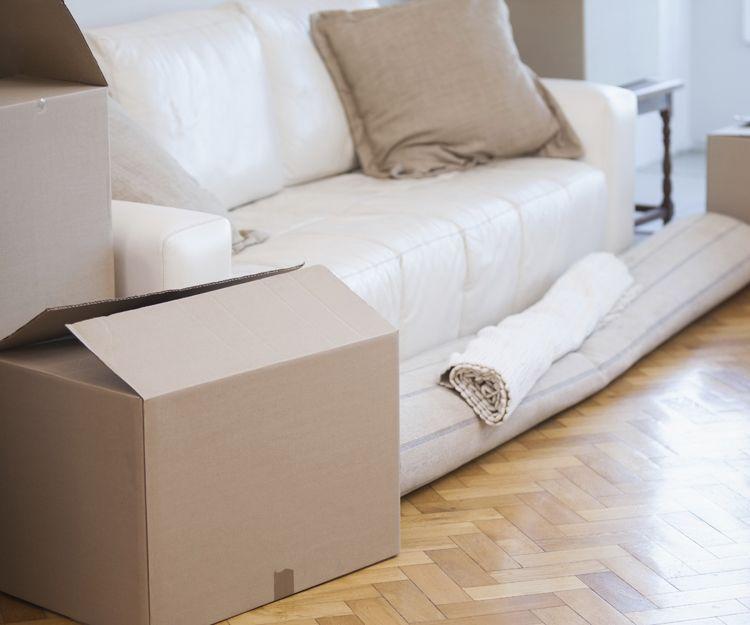 Traslado de muebles desde tienda