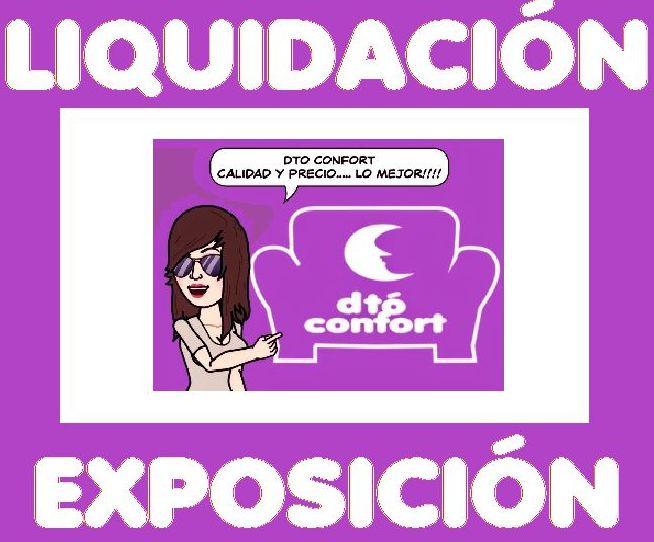 Liquidación exposición