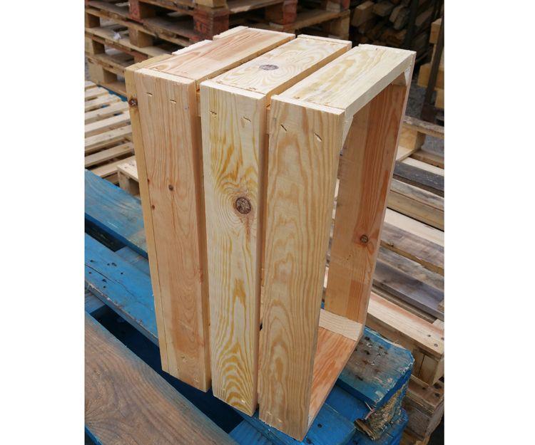 Embalajes de madera en Barcelona