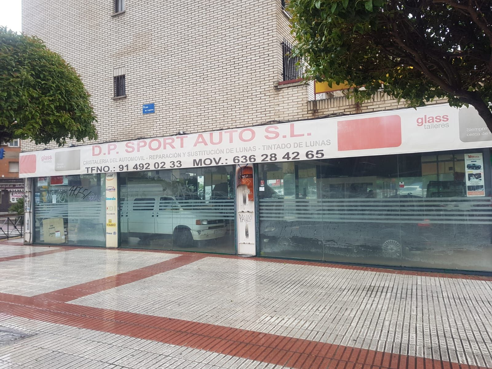 D.P. Sport Auto Fuenlabrada