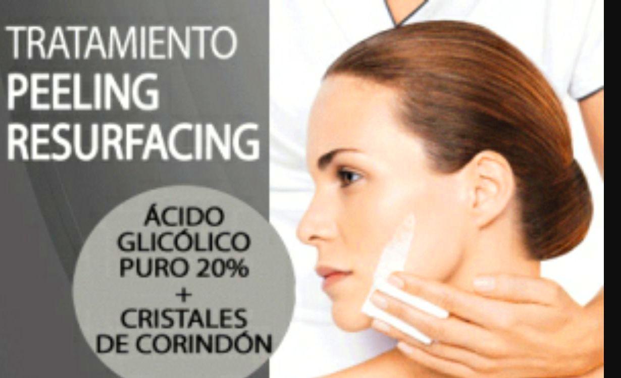 TratamientoResurfacing -Triple peeling: Tratamientos y Productos  de Chic Beauty Center