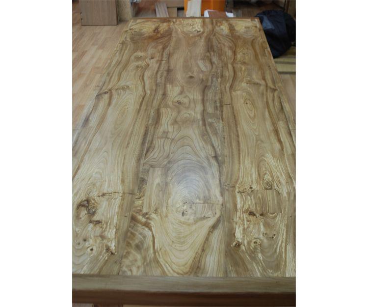 Muebles de madera hechos a mano
