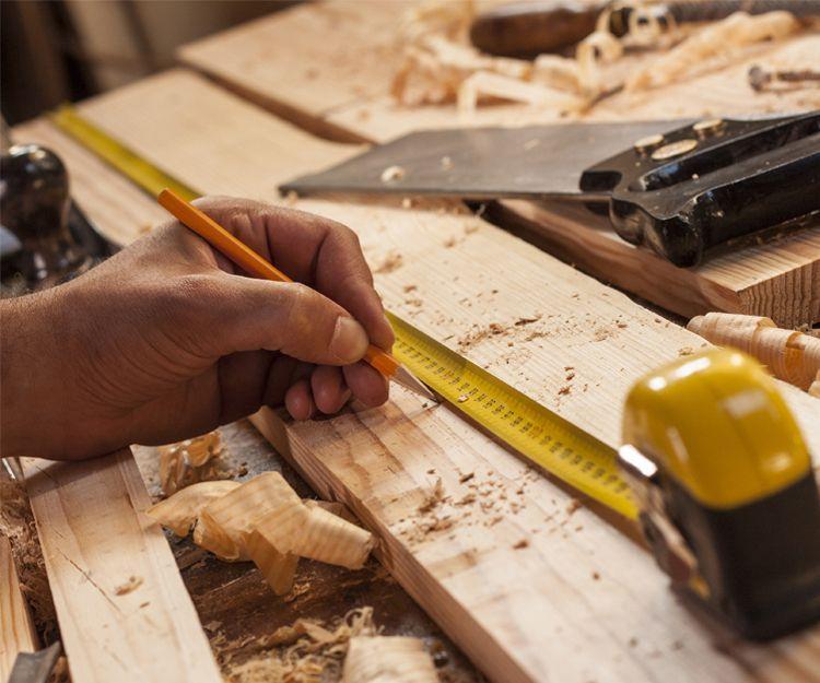 Muebles de diseño con las mejores maderas