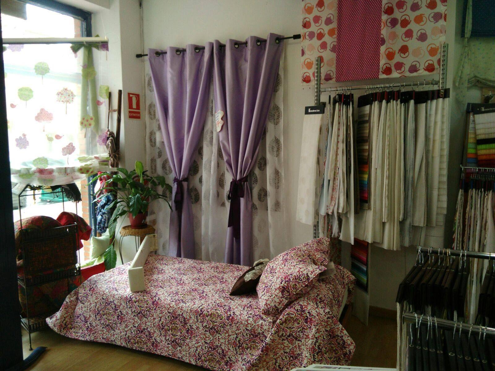 Textil hogar en Alcalá de Henares