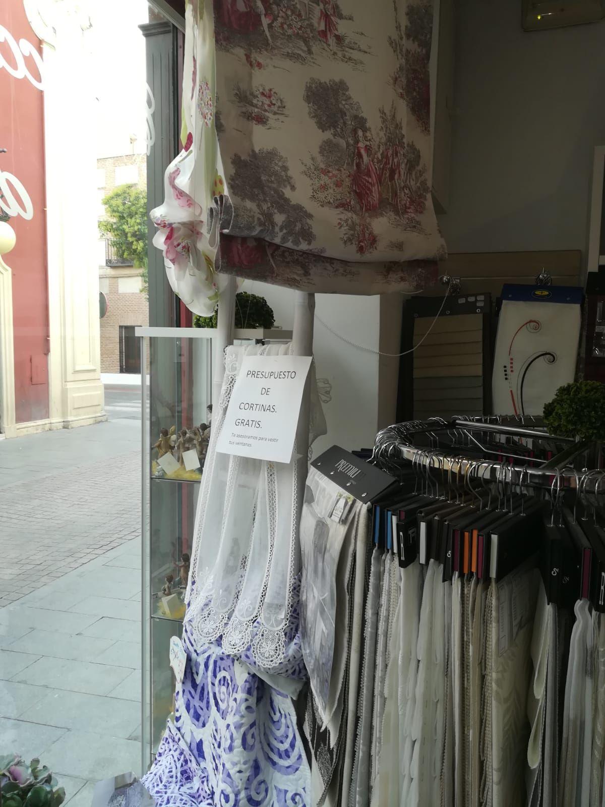 Cortinas a medida en en Alcalá de Henares