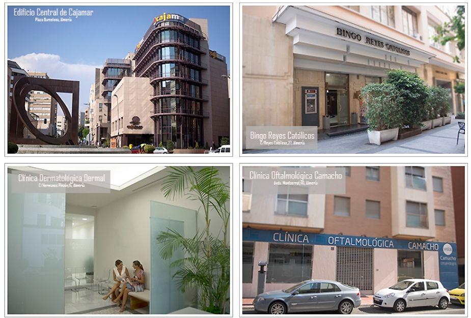 Aire acondicionado para comercios y oficinas en Almería