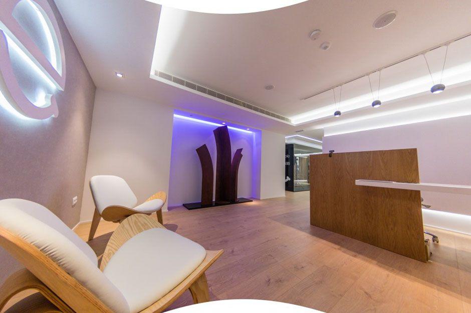 Climatización de la Clínica Dental Escámez en Almería
