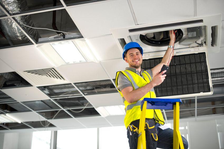 Reparación y mantenimiento: Productos y servicios de Airser Khoinsa
