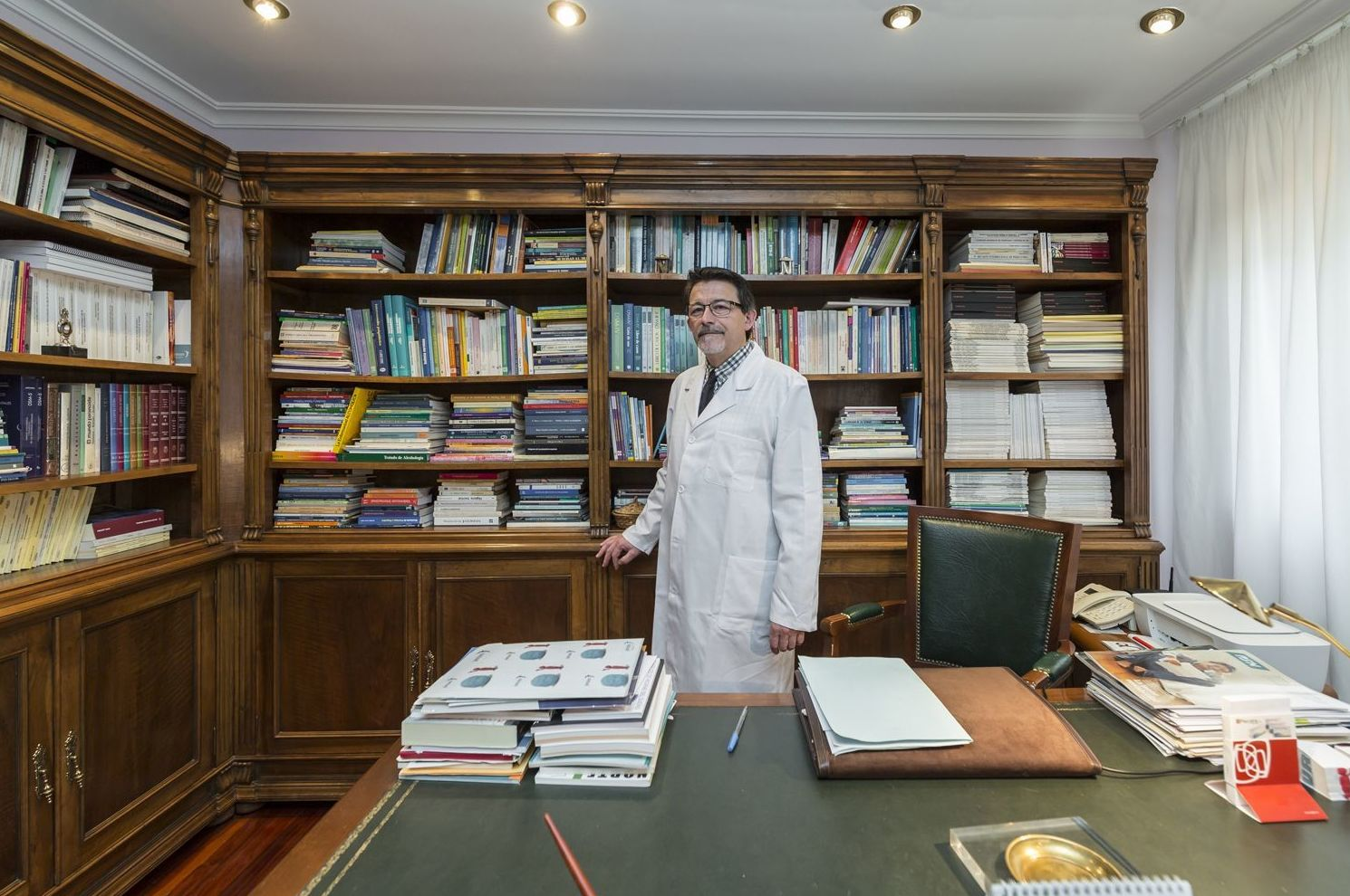 Entrevista al Doctor Santiago Parada.