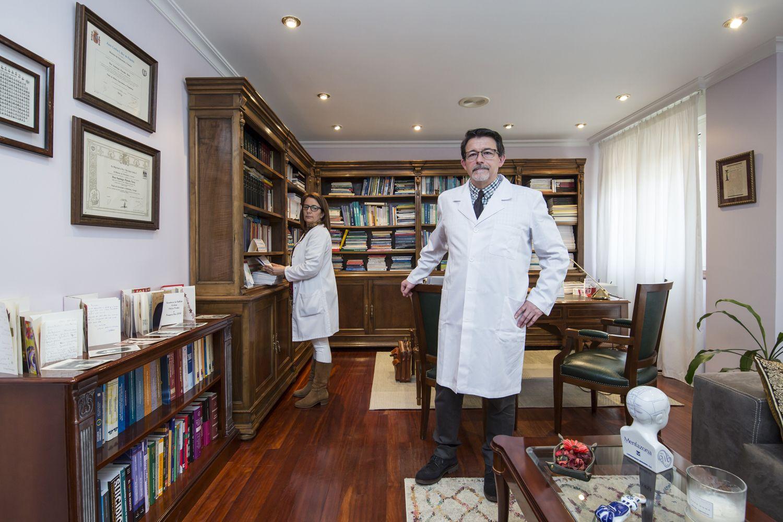 Consulta del Dr. Parada Nieto en Pontevedra