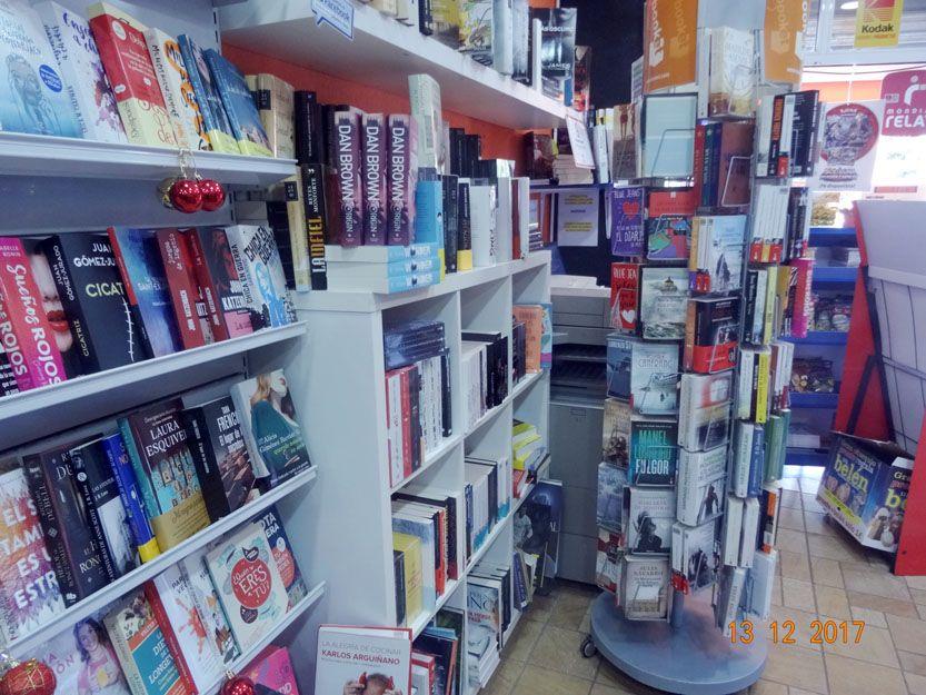 Librería en Benalmadena