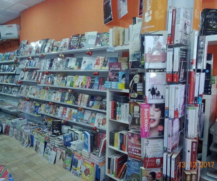 Comprar libros en Benalmadena