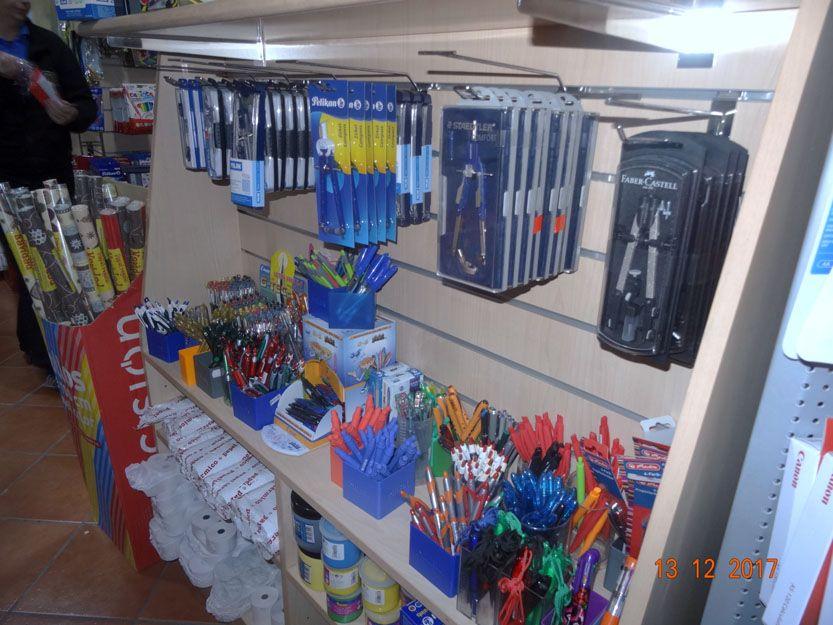 Material escolar en Benalmadena