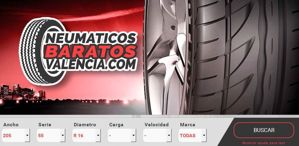VEN A NUESTRAS TIENDAS PRECIOS INCREÍBLES EN NEUMÁTICOS: Neumáticos   de Neumáticos  Baratos Valencia