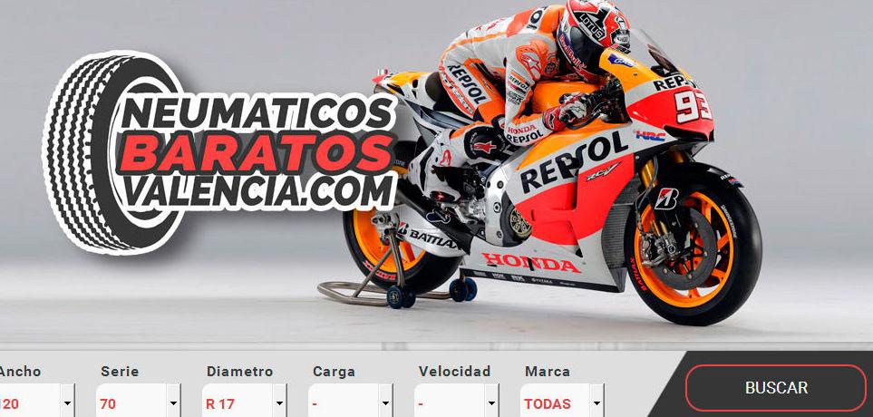 Buscador de neumáticos de moto y scooter: Neumáticos   de Neumáticos  Baratos Valencia