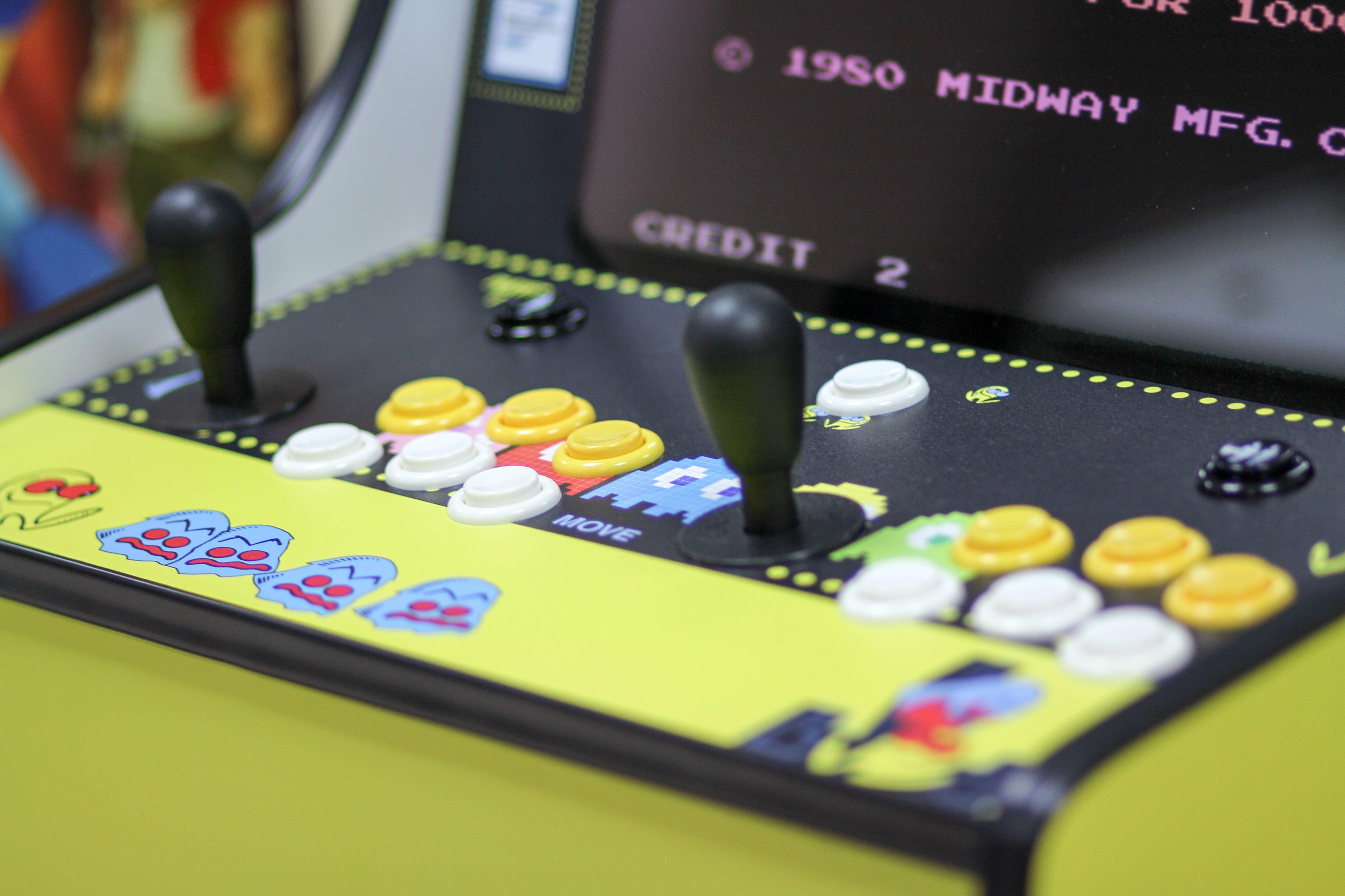 Puedes personalizar tu máquina con vinilos en una amplia variedad de diseños