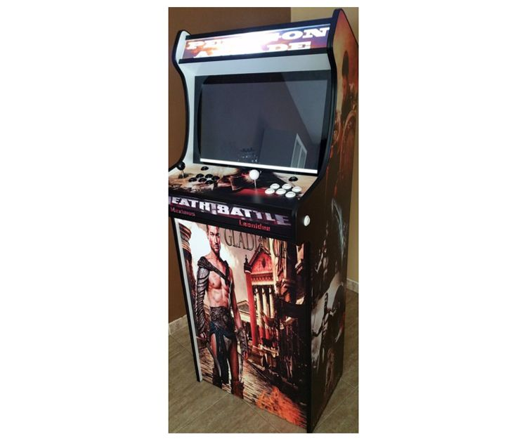 Máquinas Arcade para tu hogar en Madrid