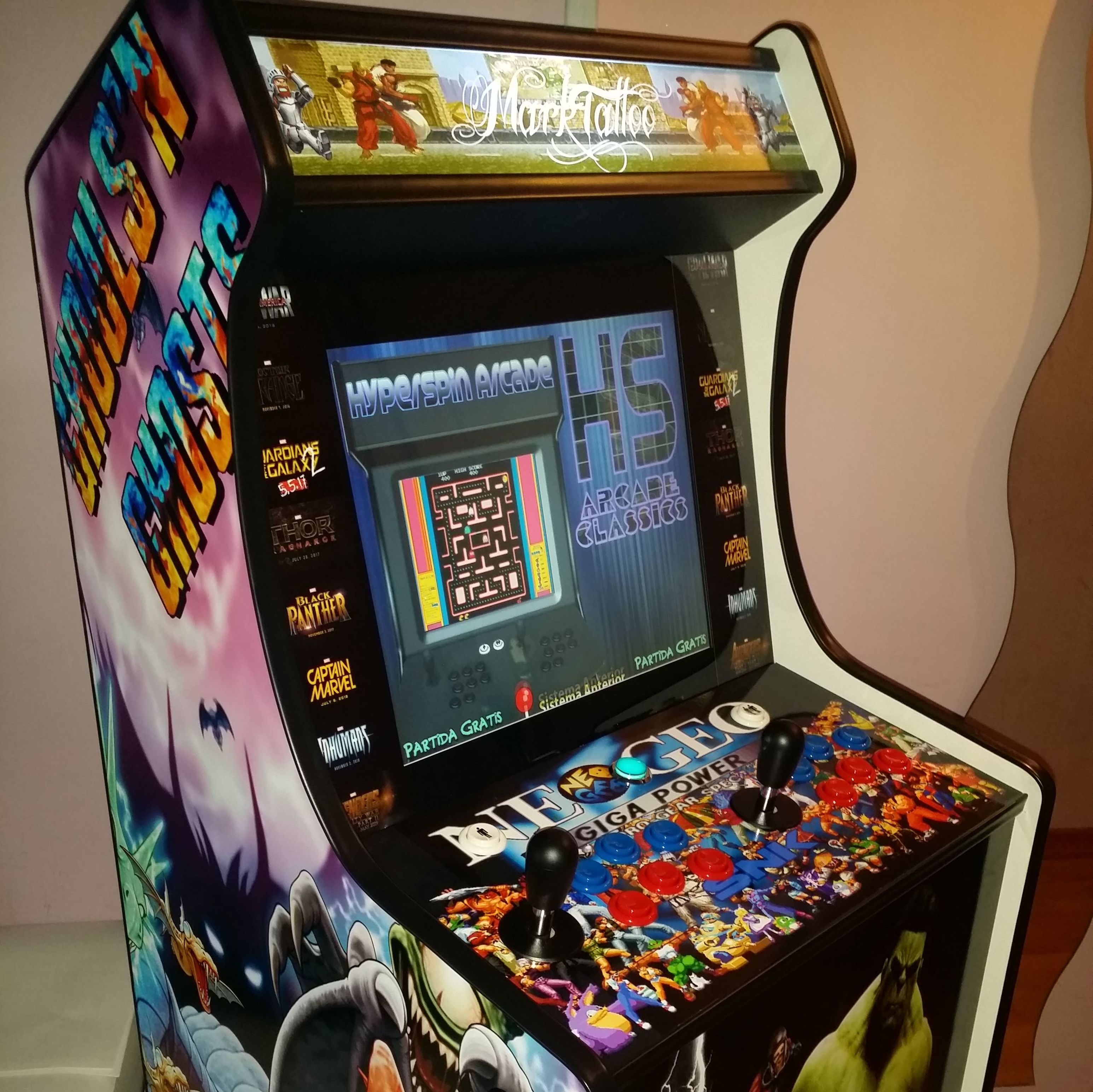 Foto 49 de Máquinas recreativas en Madrid | Arcade Retro