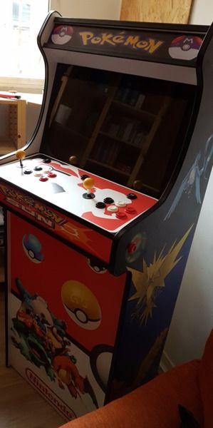 Recreativas super gold y retro: Máquinas recreativas de Arcade Retro