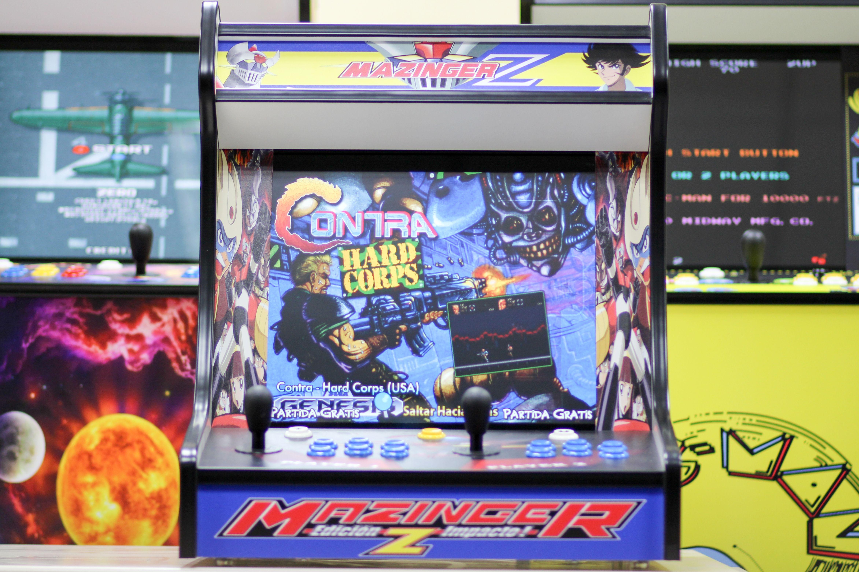 En Arcade Retro podrás comprar tu máquina arcade