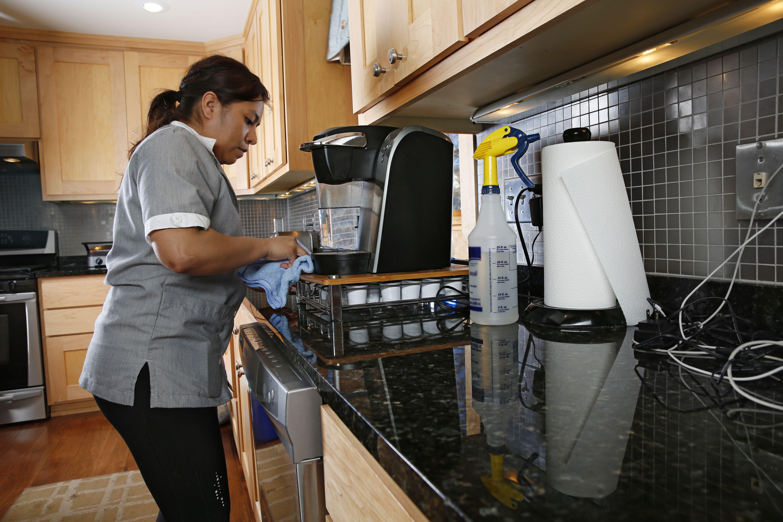 Servicios domésticos en Salamanca