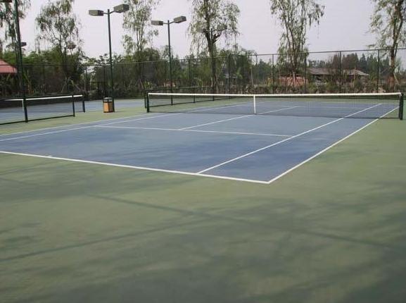 Mantenimiento de instalaciones deportivas