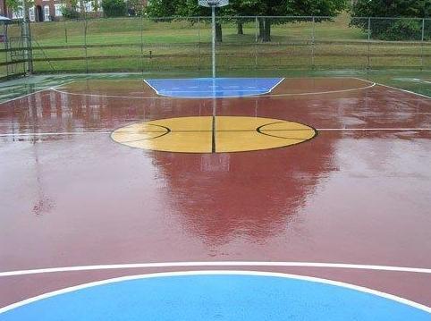 Pavimento DRY-SHAKE