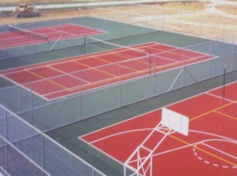 Diseñamos sus instalaciones deportivas