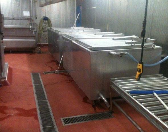 Mantenimiento industrial de pavimentos de cocinas y otros usos