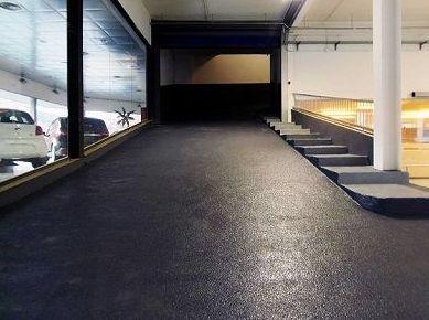 Pavimentos especiales para rampas de acceso