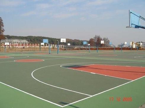 Suelo para instalaciones deportivas