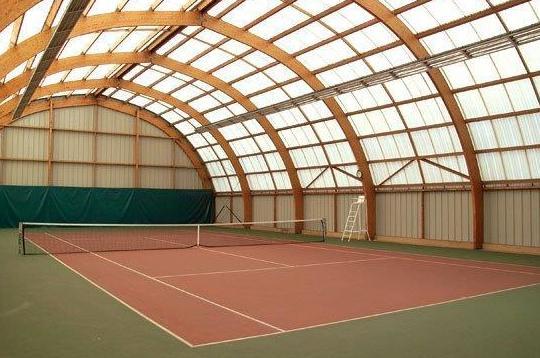 Pistas de tenis sistema COMFORT