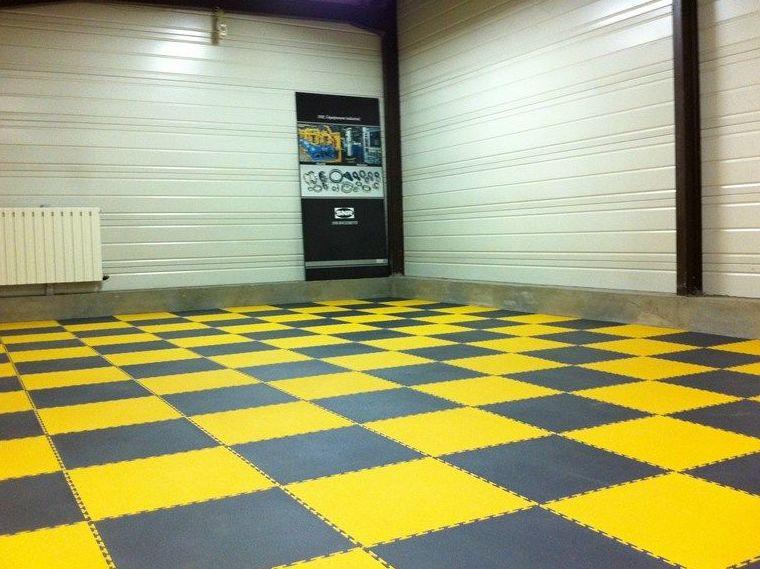 Pavimentos PAVIPOR TRAFIC (pavimentos en losetas desmontables alta calidad)