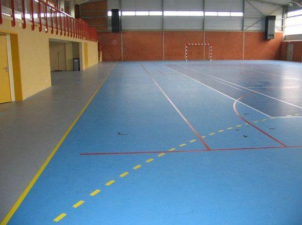 Rehabilitamos pabellones deportivos