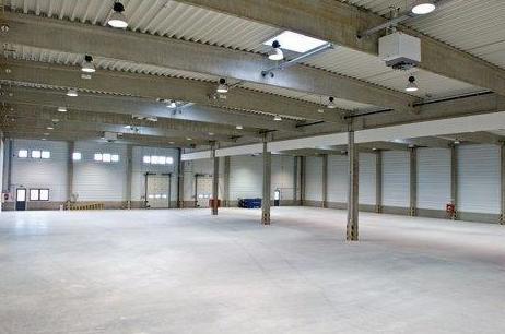 Mantenimiento y renovación de pavimentos industriales