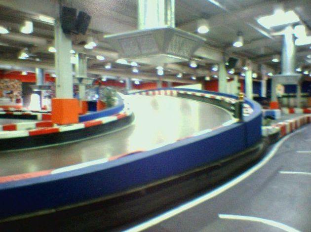 Pavimentos para circuitos de Kart o Karting