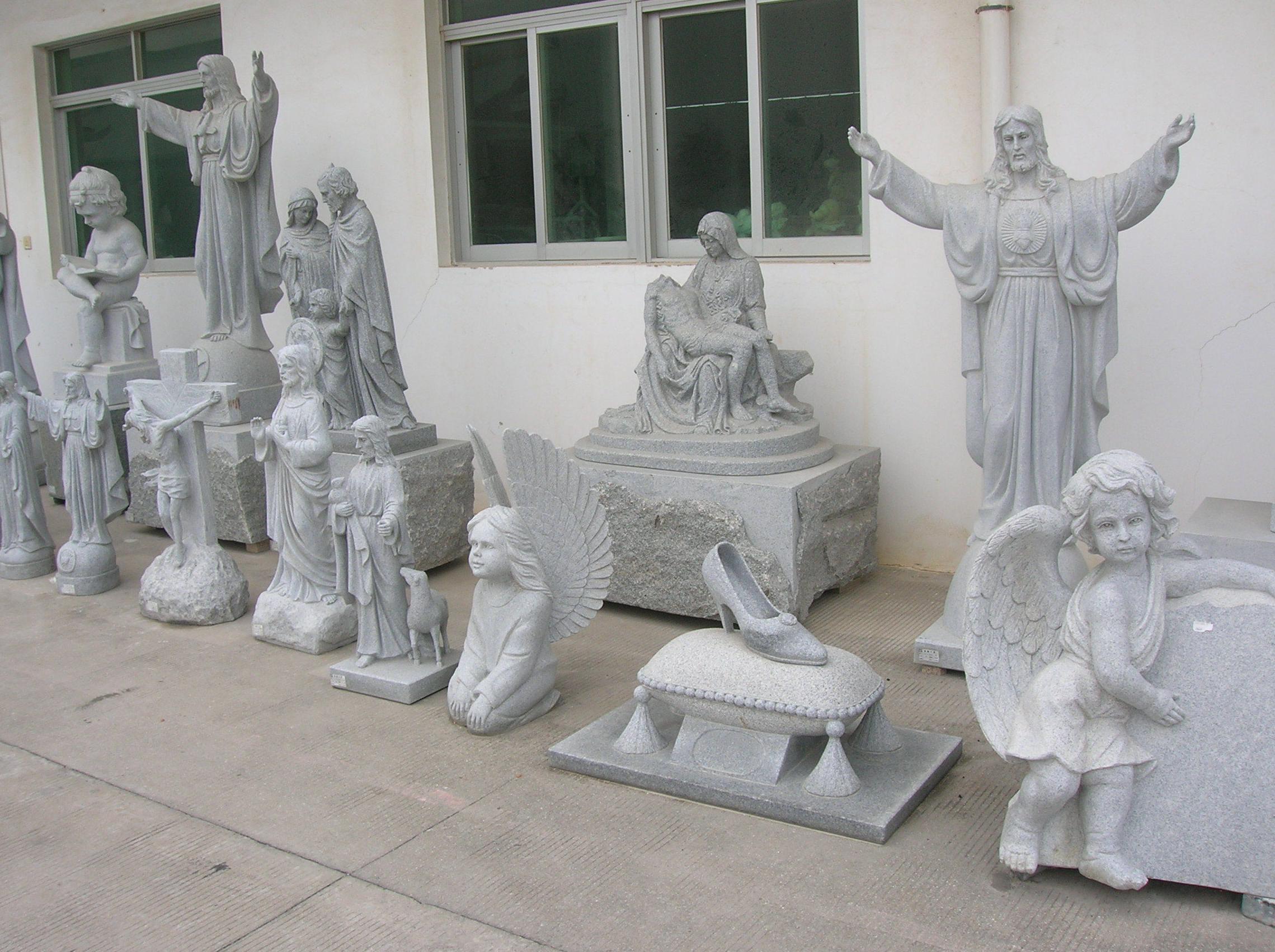Esculturas en granito