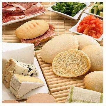 Baguetes y tostas: Carta y menús de El Vallina