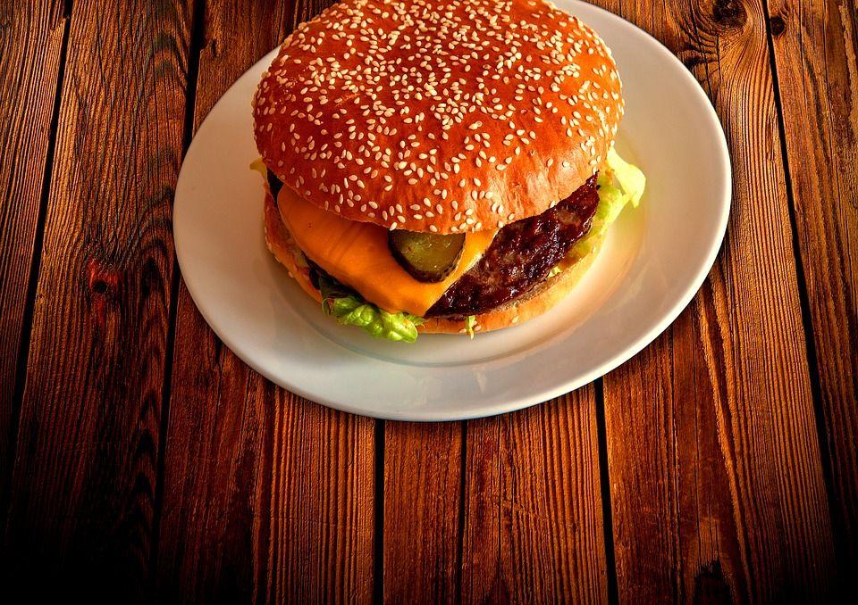 Hamburguesas: Carta y menús de El Vallina