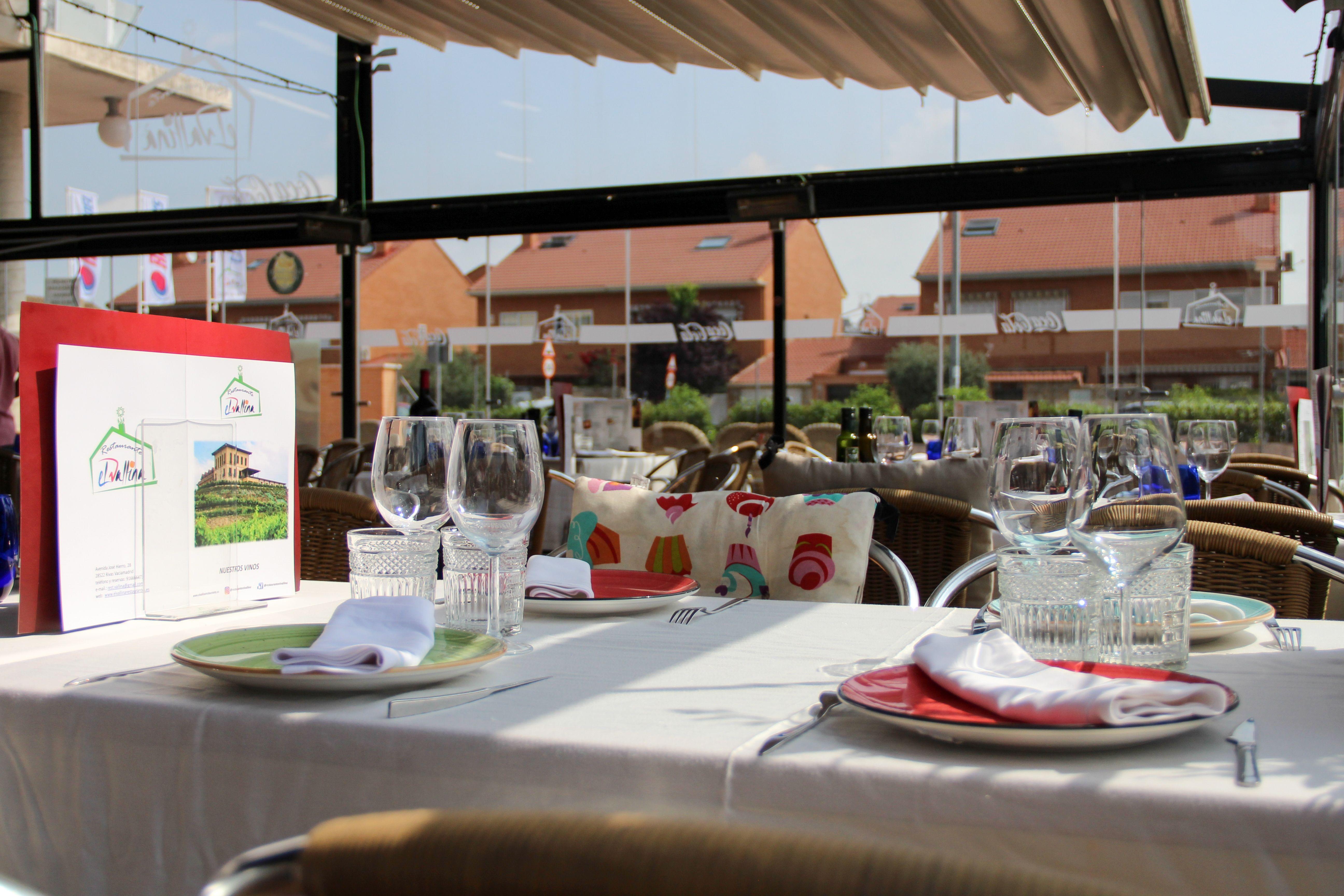 Foto 3 de Restaurante en Rivas-Vaciamadrid | El Vallina