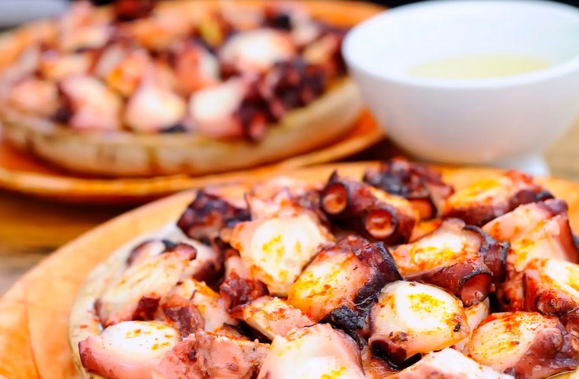De la mar salada para compartir: Carta y menús de El Vallina