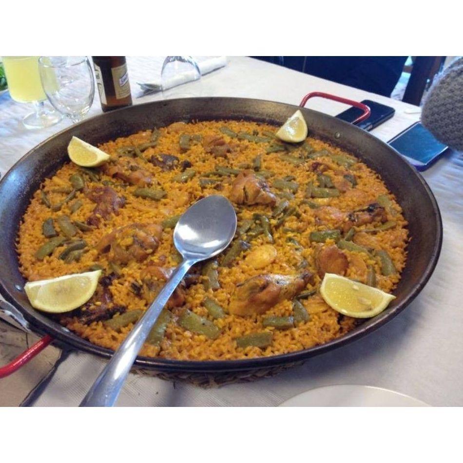 Especialidades: Carta y menús de El Vallina