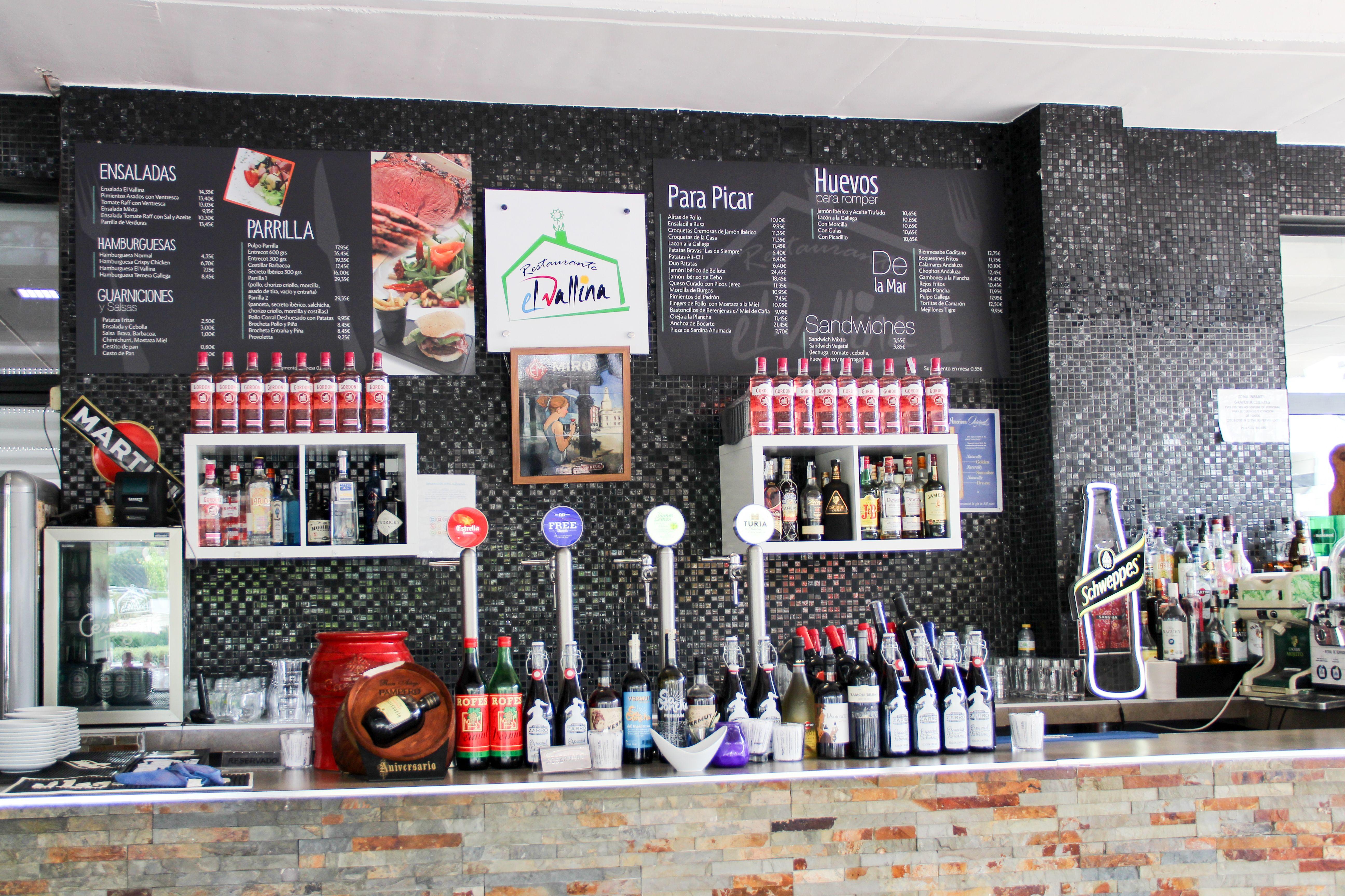 Foto 2 de Restaurante en Rivas-Vaciamadrid | El Vallina