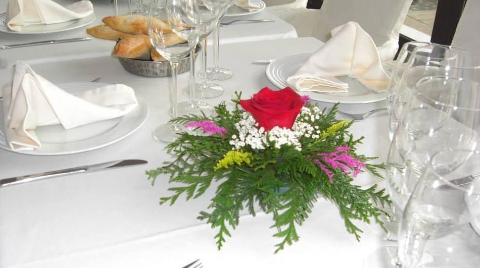 Restaurante El Vallina. Celebración de eventos