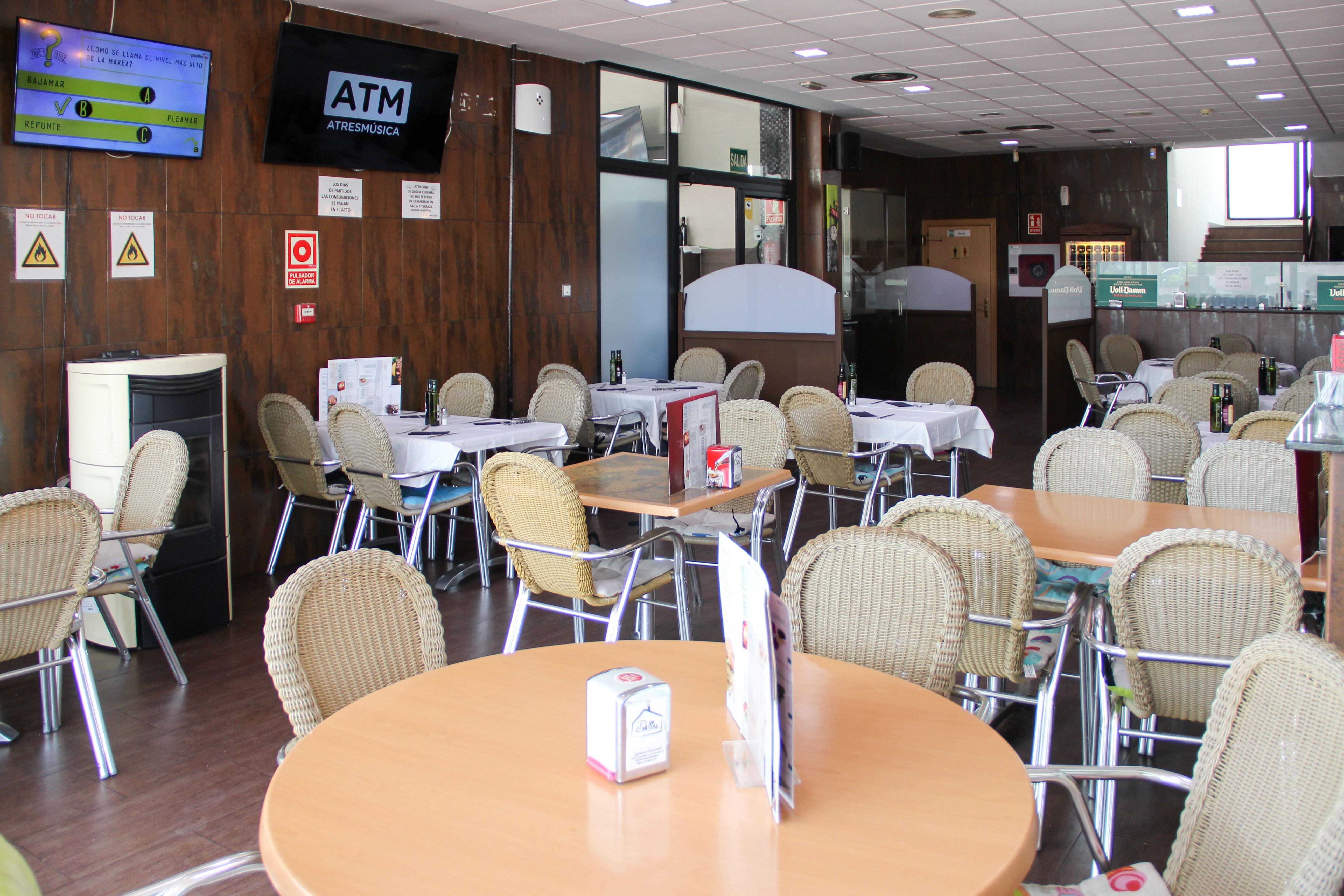 Foto 2 de Restaurante en Rivas Vaciamadrid | El Vallina