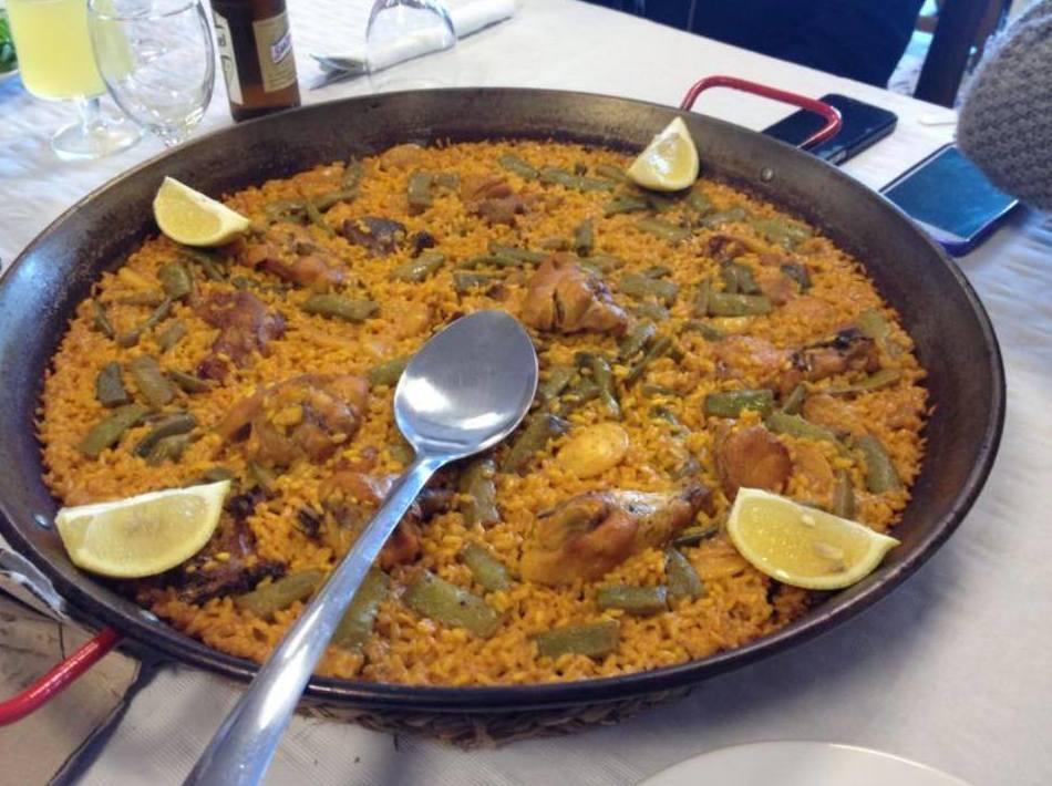 Restaurante arrocería en Rivas Vaciamadrid