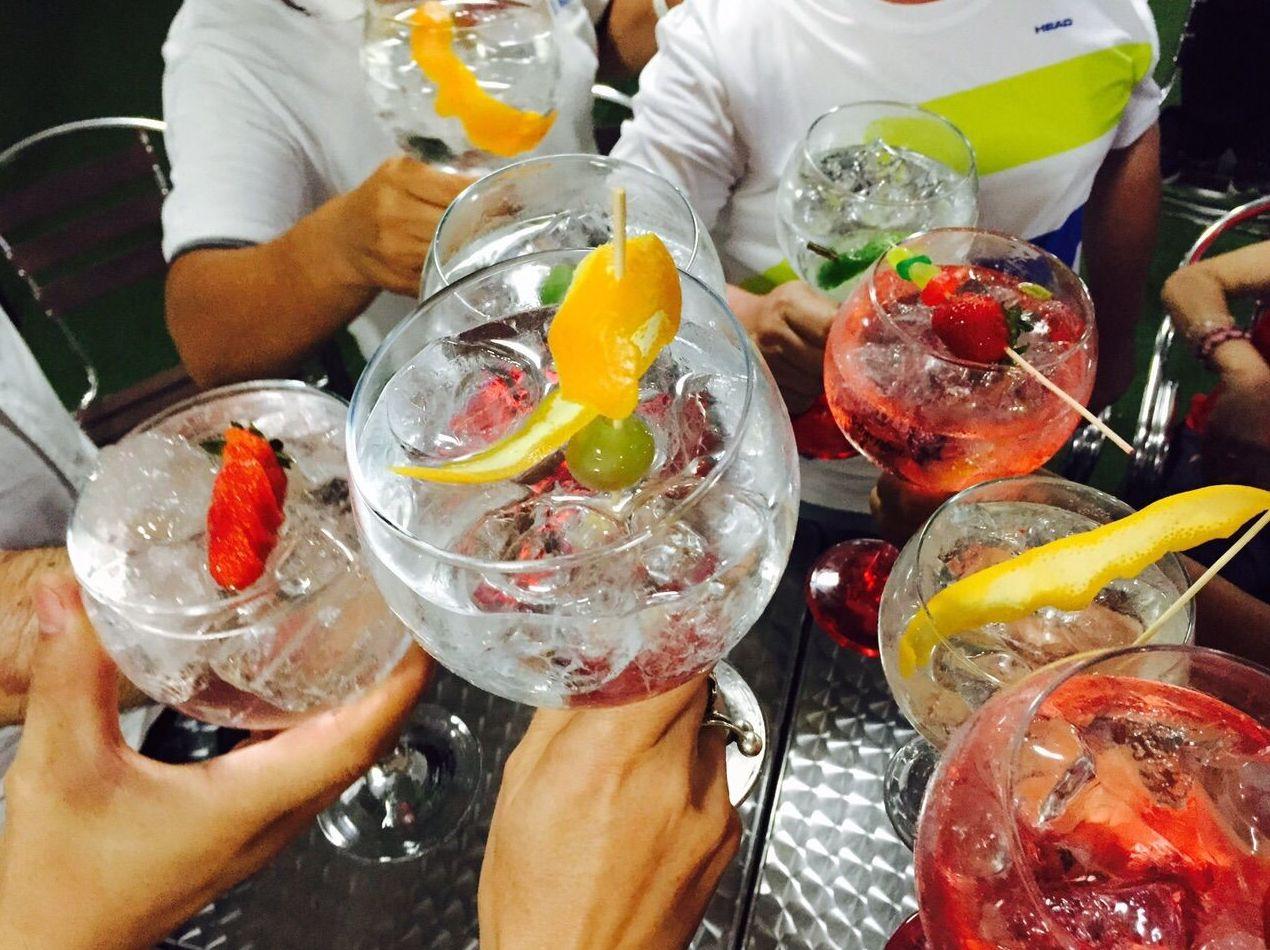 Nuestros Gin Tonics