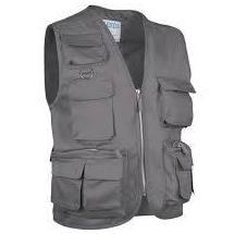 Chaleco Safari: Productos de Gamo Vestuario Laboral